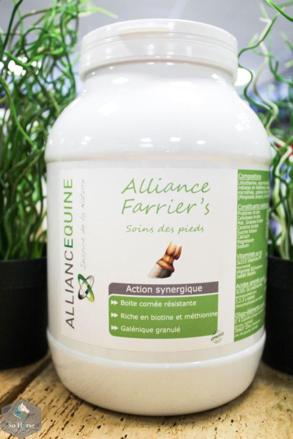 Alliance Farrier's Alliance Equine