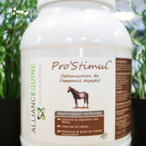 Pro'Stimul 2kg Alliance Equine