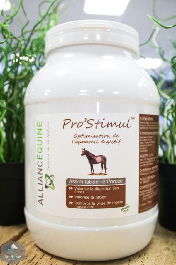Pro'Stimul 2kg Alliance Equine