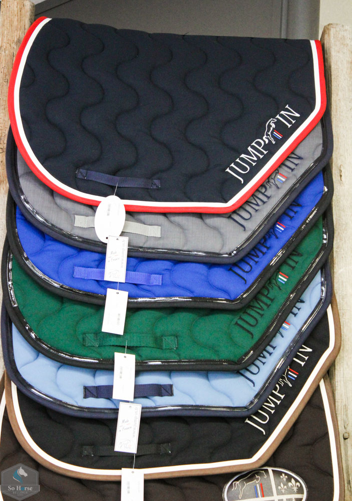 Tapis Jump In Coupe Sport So Horse Sellerie