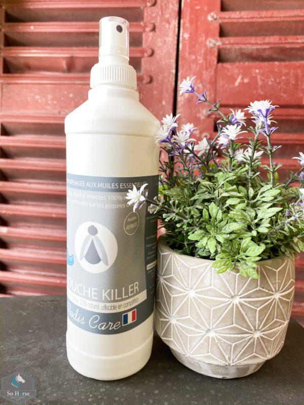 MOUCHE KILLER – Spray anti-insectes ALODIS CARE