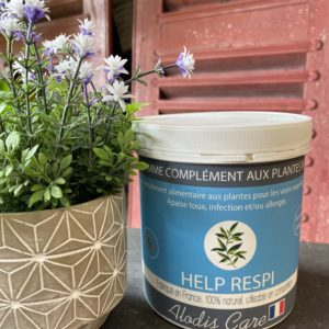 HELP RESPI – Complément respiratoire ALODIS CARE