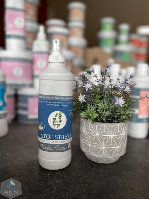 STOP STRESS – Spray décontractant anti stress ALODIS CARE