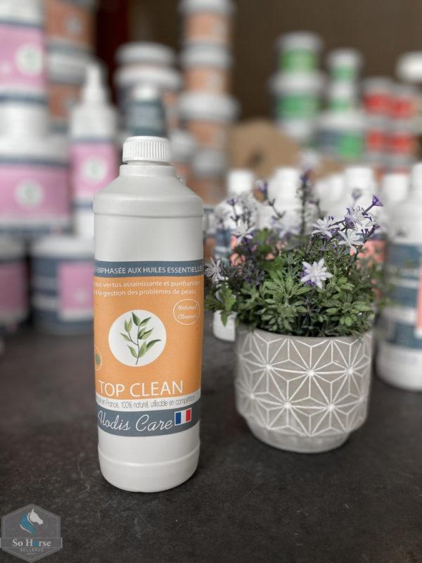 TOP CLEAN – Spray assainissant ALODIS CARE