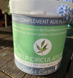 Alodis Care - Help Circulation - Baume complément aux plantes