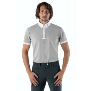 Homme - polo - blanc - chemise - EGO 7